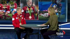 Interview with Olympian Jen Kish